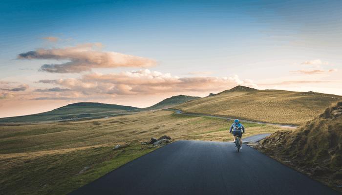 Ciclismo ao ar livre