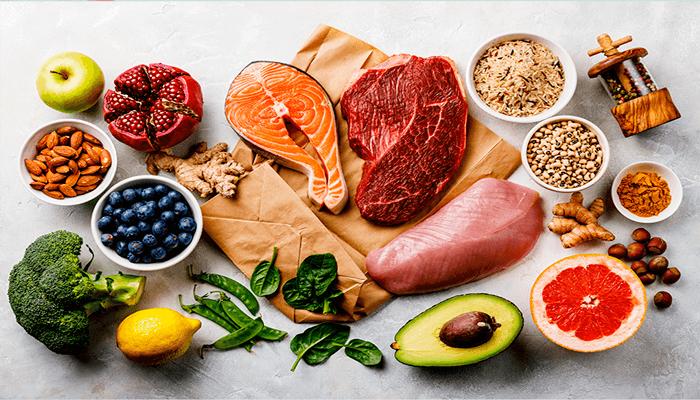 Consuma mais proteínas para ter um abdômen definido