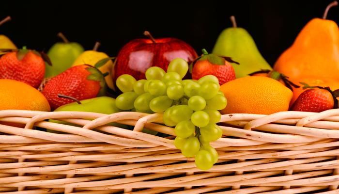 As frutas são ótimas fontes de carboidratos com baixas calorias.